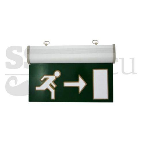 Lampa semnalizare EXIT cu Led 10 X 0.1W