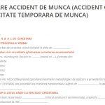 Cercetare accident de munca