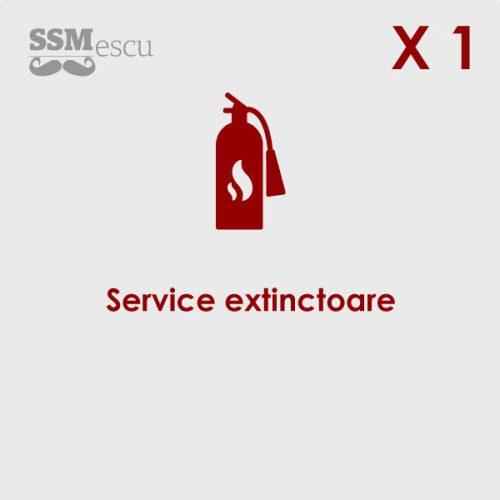 service extinctoare SSMescu