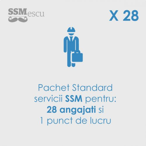 SSM pentru 28 angajati