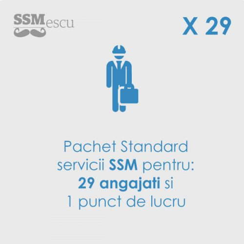 SSM pentru 29 angajati