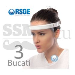 Viziera Protectie faciala set 3 bucati