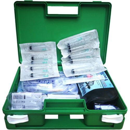 Trusa de urgenta pentru medicina dentara