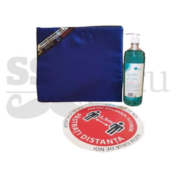 pachet covor dezinfectant autocolant 2