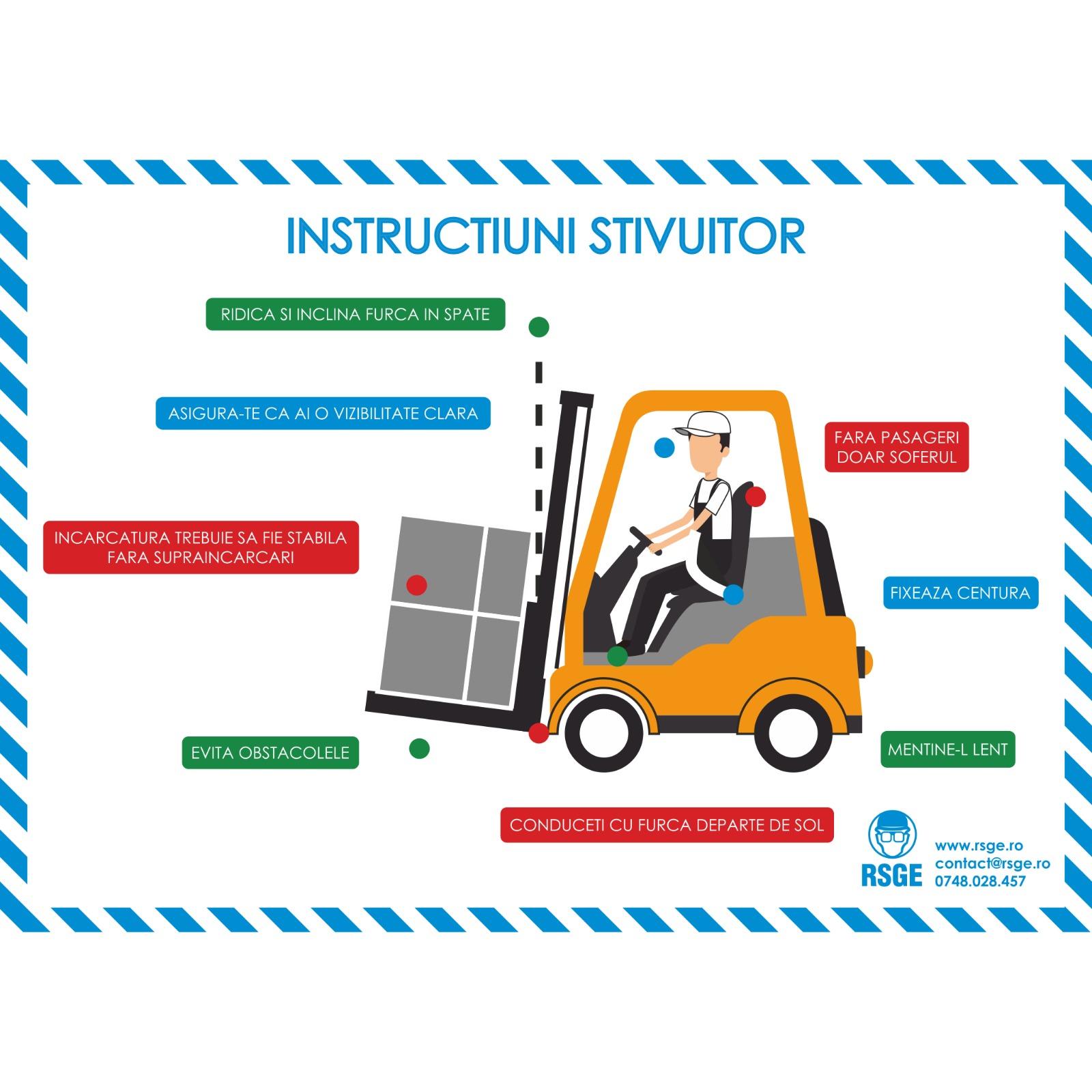instructiuni stivuitor 1