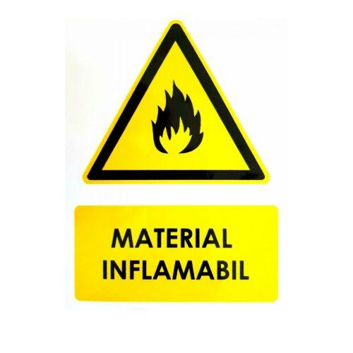 material inflamabil