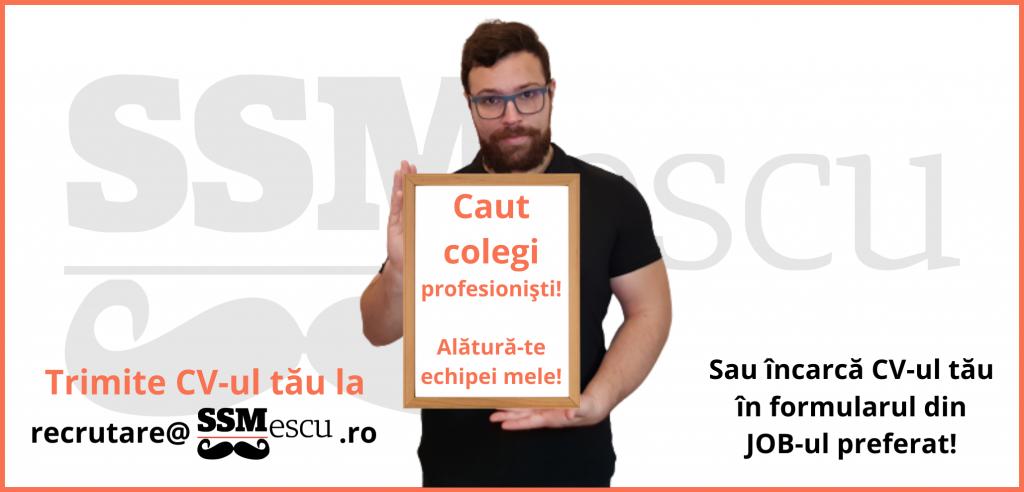 Cariere SSMescu