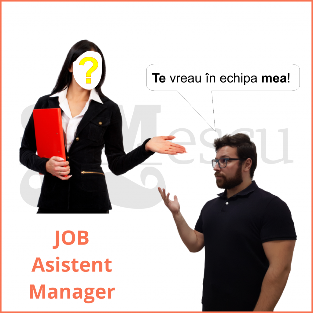 Job Asistent Manager