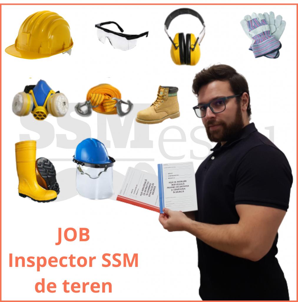 Job Inspector SSM