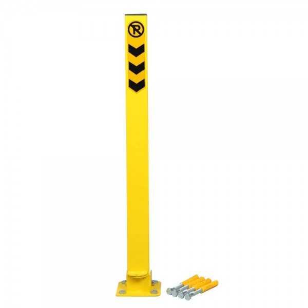 Blocator pentru parcare simplu cu lacat