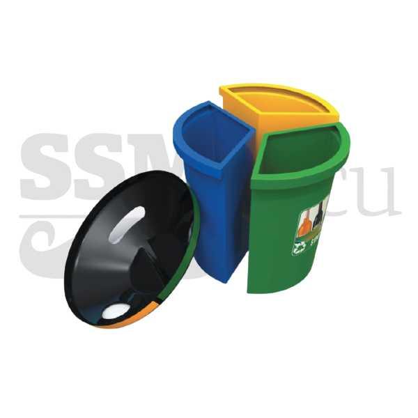 Sistem Cos Reciclare