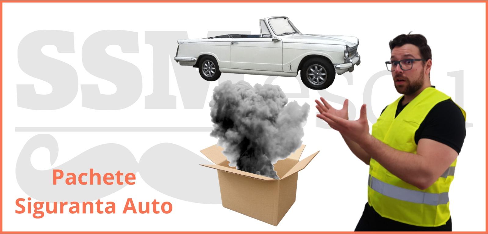 Pachete siguranta auto