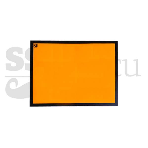 Placa ADR neutra 300x120 mm