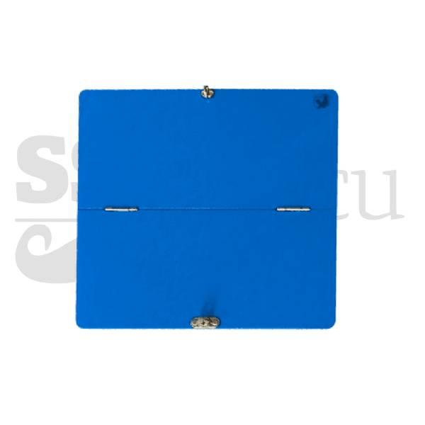 Placa transport pliabila alcool(culoare albastru), 300*300mm